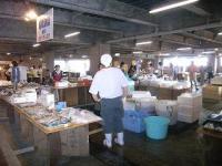 稲取朝市 魚屋さん