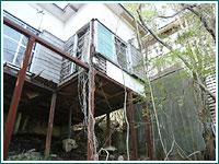 老朽化した建物のチェック